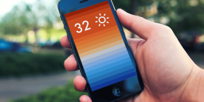 Clima — красивое и функциональное погодное приложение для iOS
