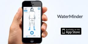 WaterMinder — приложение для учёта воды