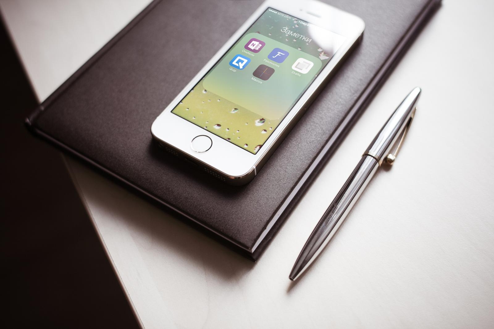 5 моих любимых приложений для ведения заметок на iOS