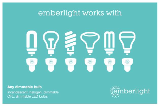 Emberlight превратит любую лампочку в «умное» устройство благодаря iPhone