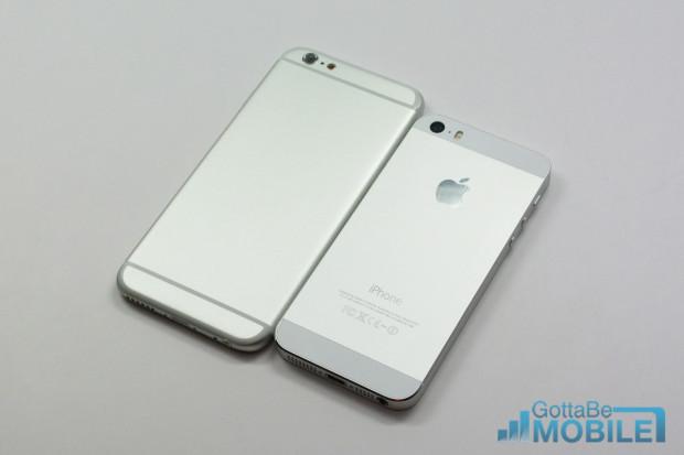 Дизайн как iphone 6