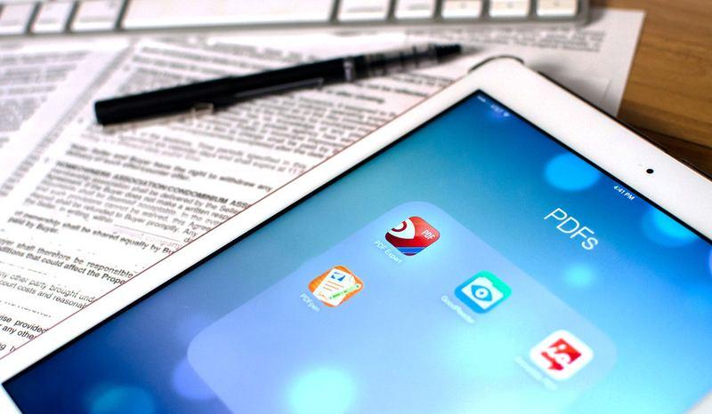 Лучшие приложения для работы с PDF на iPad