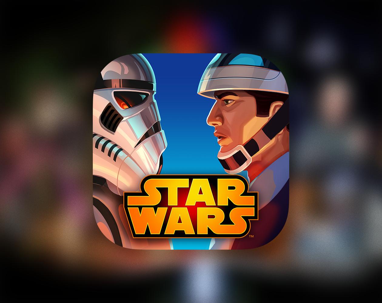 Star Wars Commander —iOS стратегия для любителей Звездных Войн