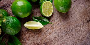 Сок лайма: пару слов о цитрусовом напитке