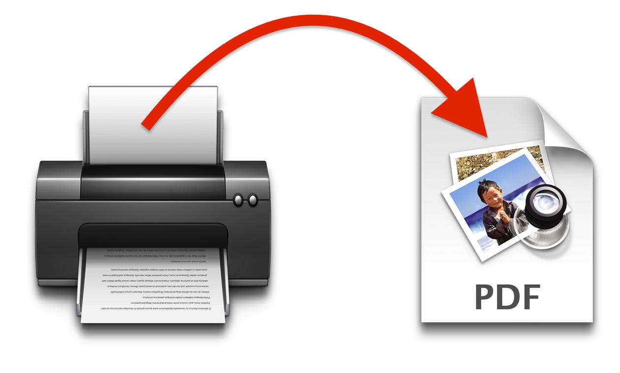 """Как добавить в OS X горячую клавишу """"Сохранить как PDF"""""""