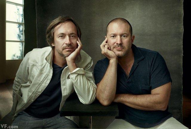 Известный дизайнер и друг Джони Айва Марк Ньюсон присоединился к Apple
