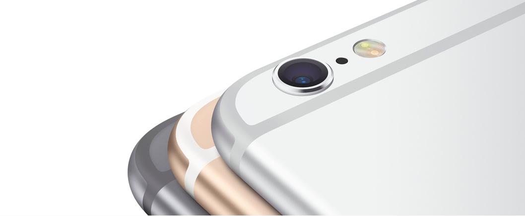 Сравнение технических характеристик современных iPhone