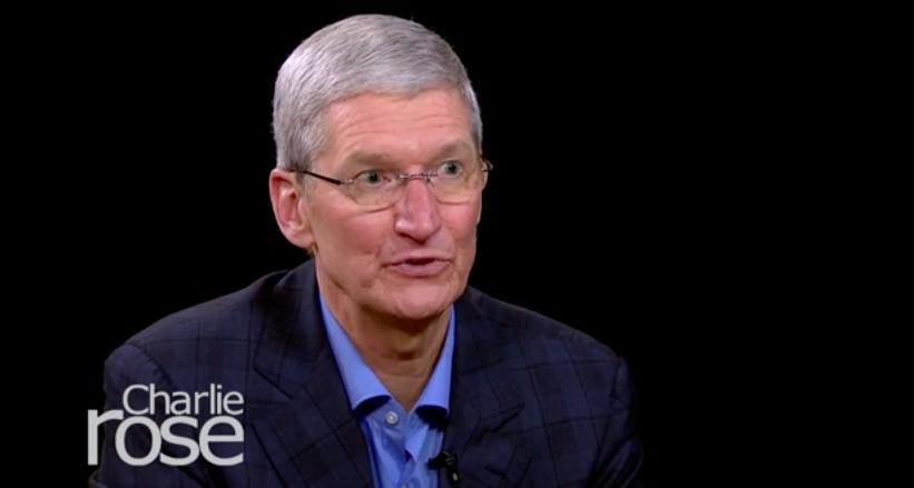 Тим Кук рассказал о безопасности сервисов Apple