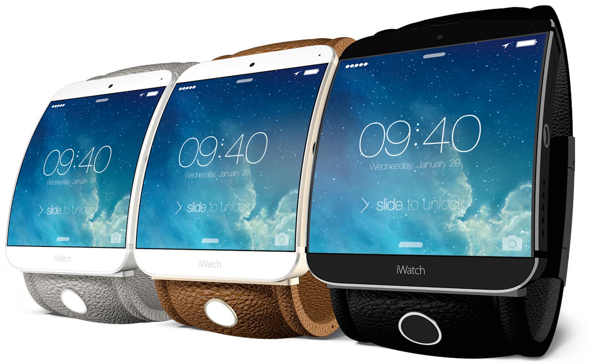 iWatch получит беспроводную зарядку, металлический корпус, NFC и многое другое