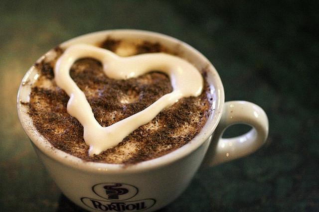 ИНФОГРАФИКА: 38 вкусных напитков с кофе