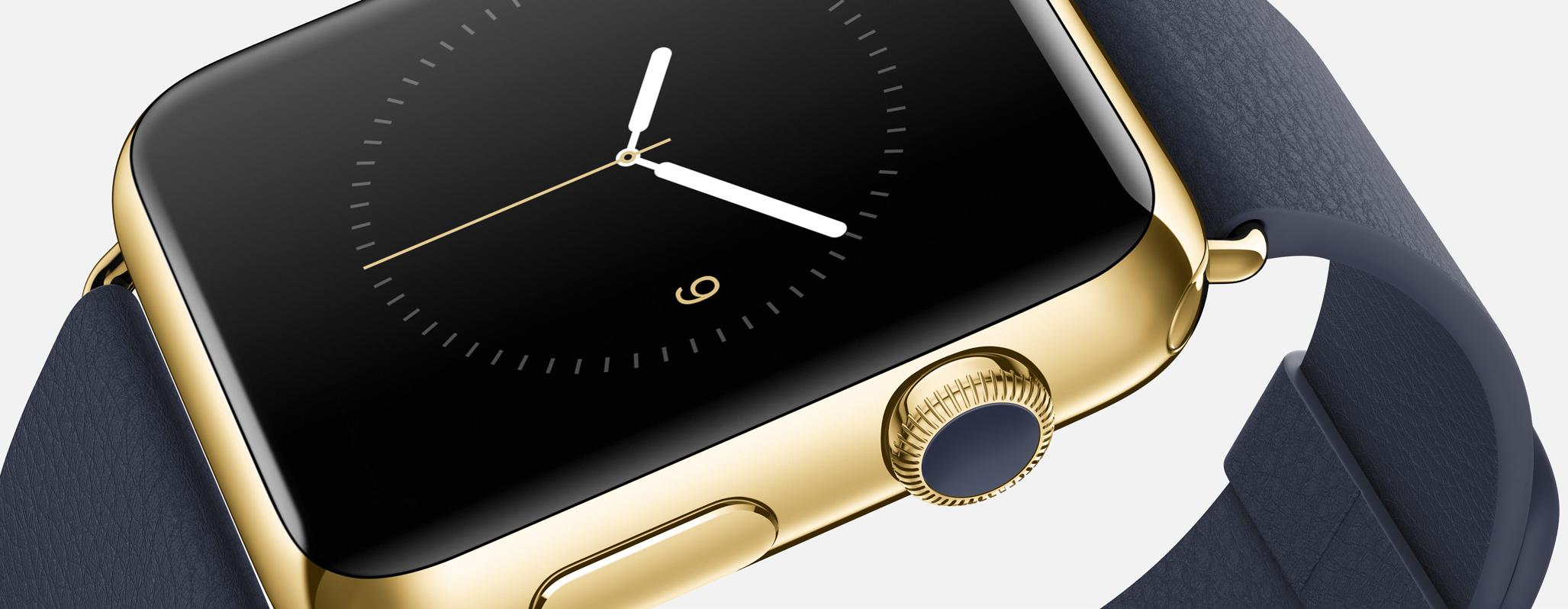 Apple Watch: первый взгляд
