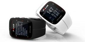 Polar M400— новые часы для бегунов и людей ведущих активный образ жизни