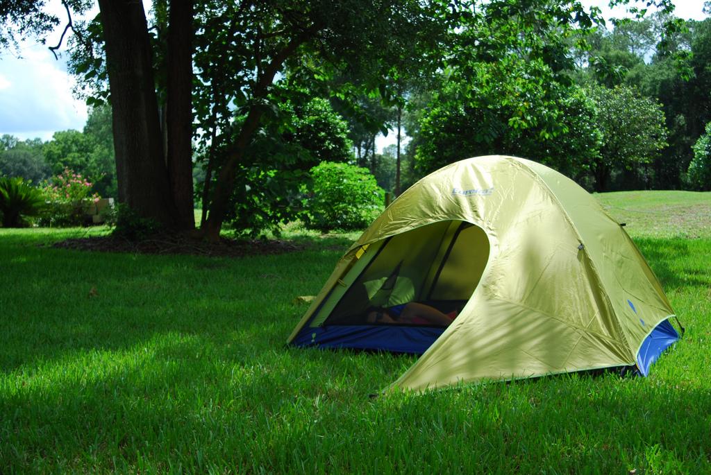 Как выбрать палатку в поход