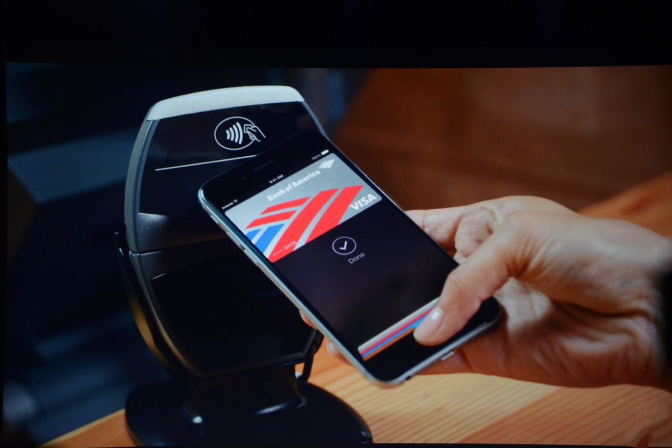 Платежная система Apple Pay: первый взгляд