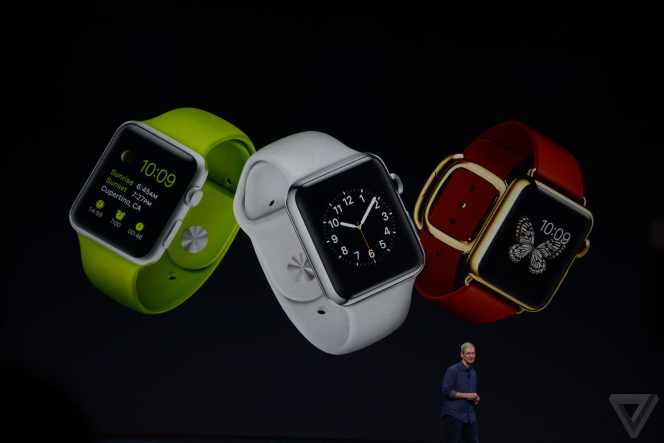 Apple Watch — самые совершенные «умные часы»