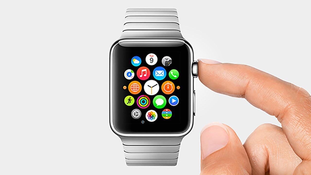 Apple Watch в фотографиях