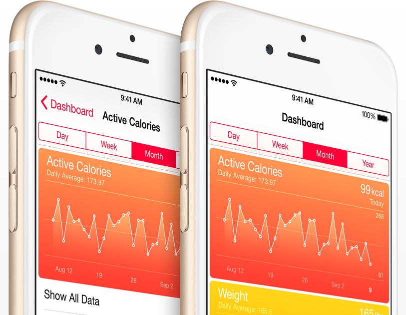 В App Store появились первые приложения с поддержкой HealthKit