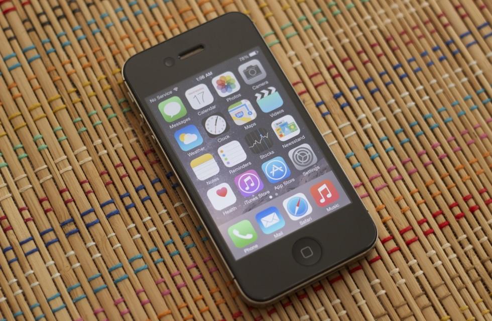 Не обновляйтесь на iOS 8 со своего iPhone 4S