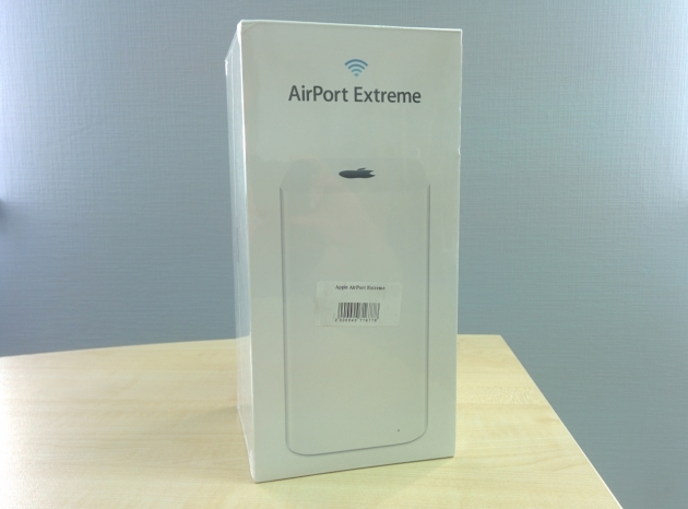 Обзор Apple AirPort Extreme 6G