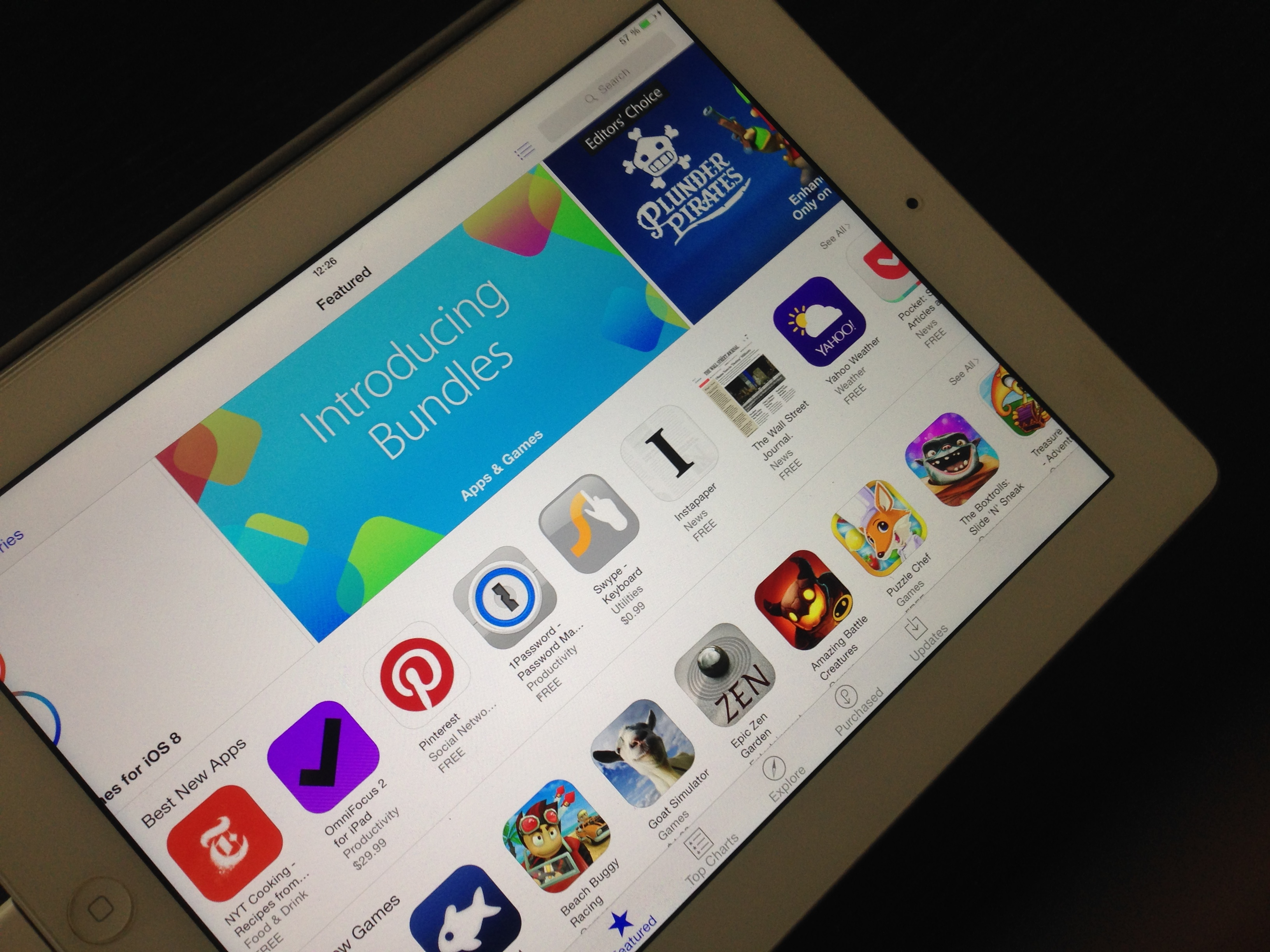 Обновленный App Store в iOS 8. Что нового?