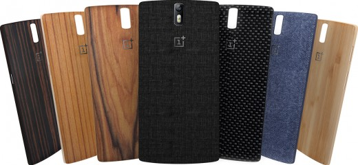 OnePlus One design-covers