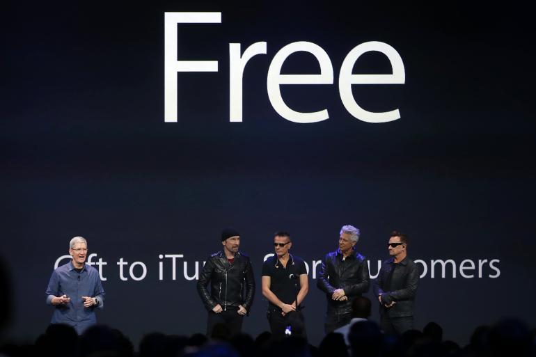 Пользователи вынудили Apple выпустить утилиту для удаления бесплатного альбома U2