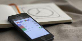 Hours — лучшее приложение дляучёта времени наiOS