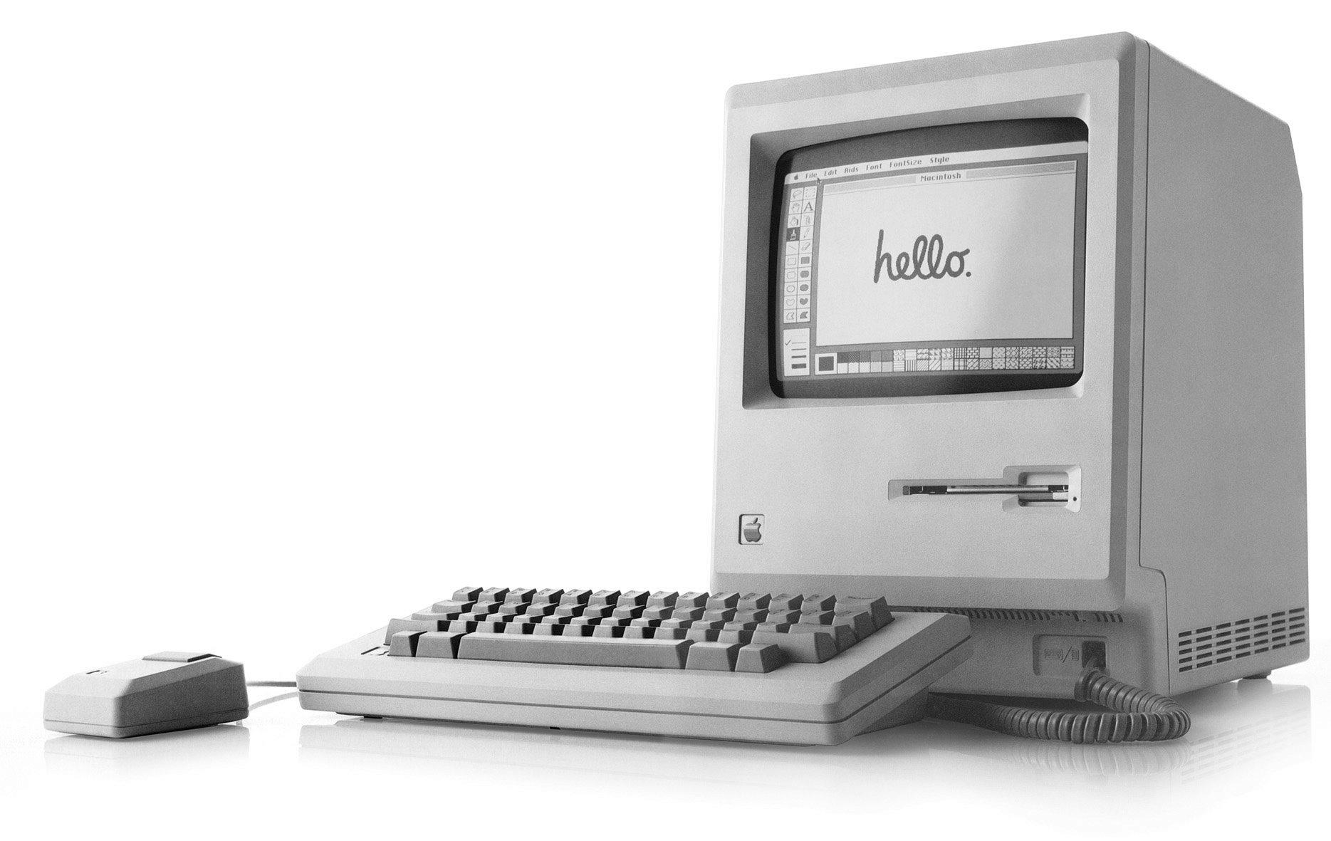 """""""Похожий на Porsche"""": как создавался дизайн первого Mac"""