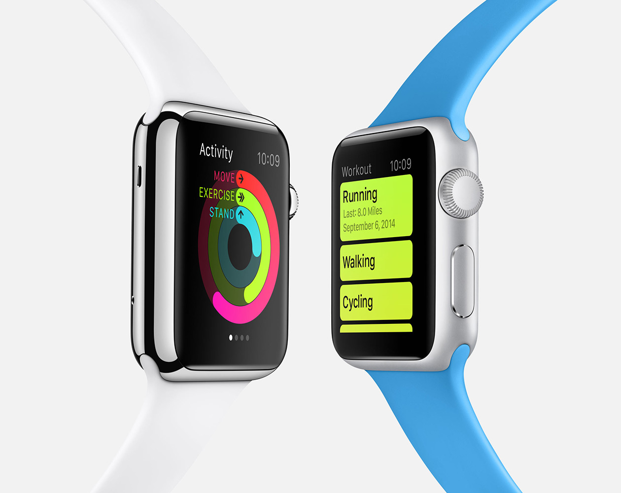 Apple Watch появились благодаря плоскому дизайну