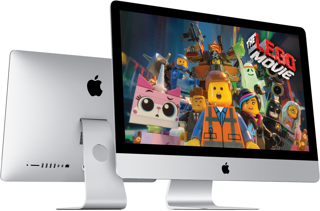 Apple выпустит iMac Retina с разрешением 5K до конца года