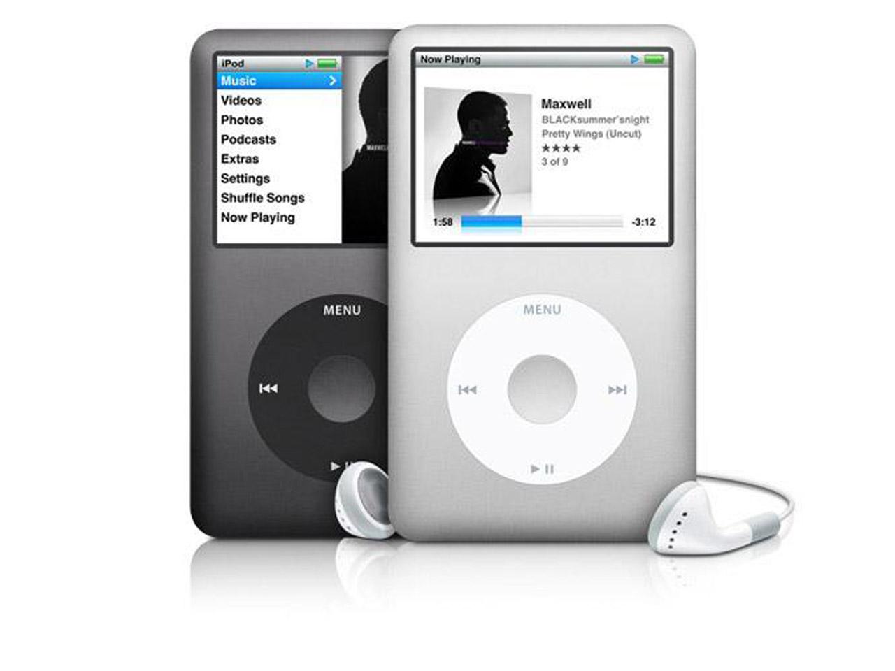 Культовый iPod classic бесшумно уходит в небытие