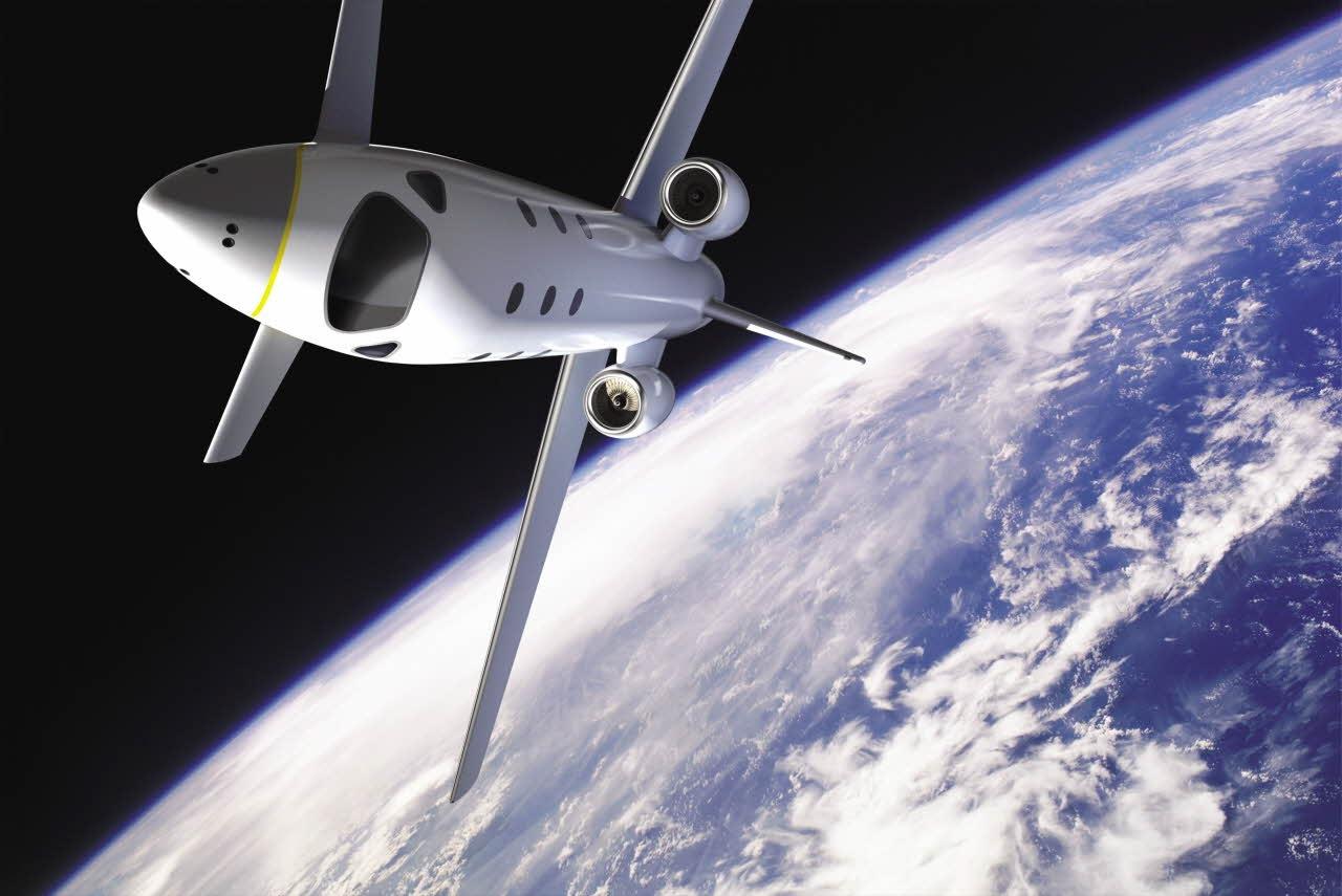 Космический аэробус EADS Astrium (2007)