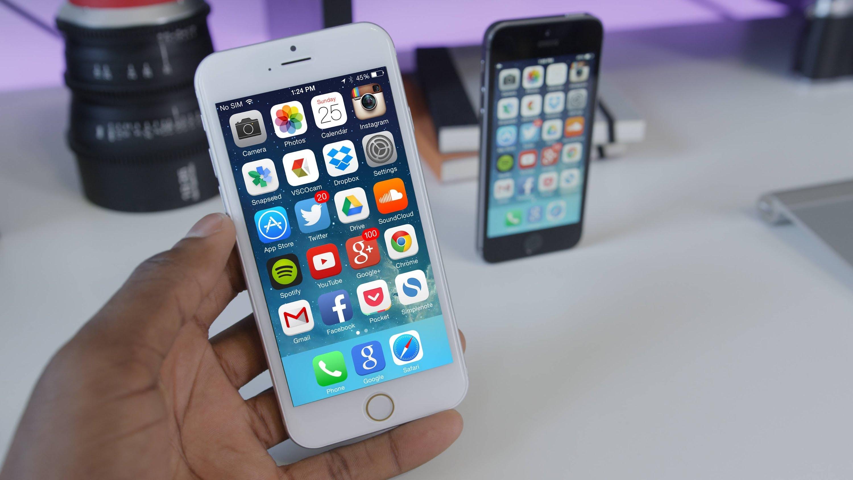 iPhone c каким объемом памяти вам подойдет