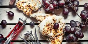 ИНФОГРАФИКА: Как подобрать вино к еде