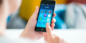 UP от Jawbone: расширяем возможности HealthKit