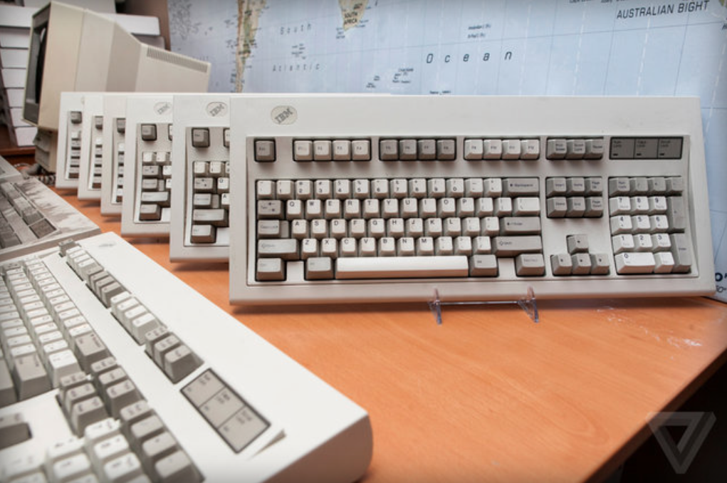 История IBM Model M — величайшей клавиатуры всех времен