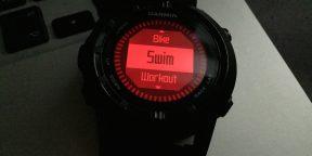 ОБЗОР: Garmin Fenix 2 — часы для мультиспорта и жизни