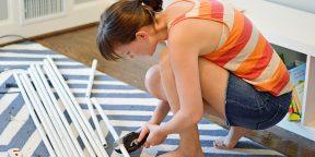 Что можно сделать из труб ПВХ — от мебели до украшений