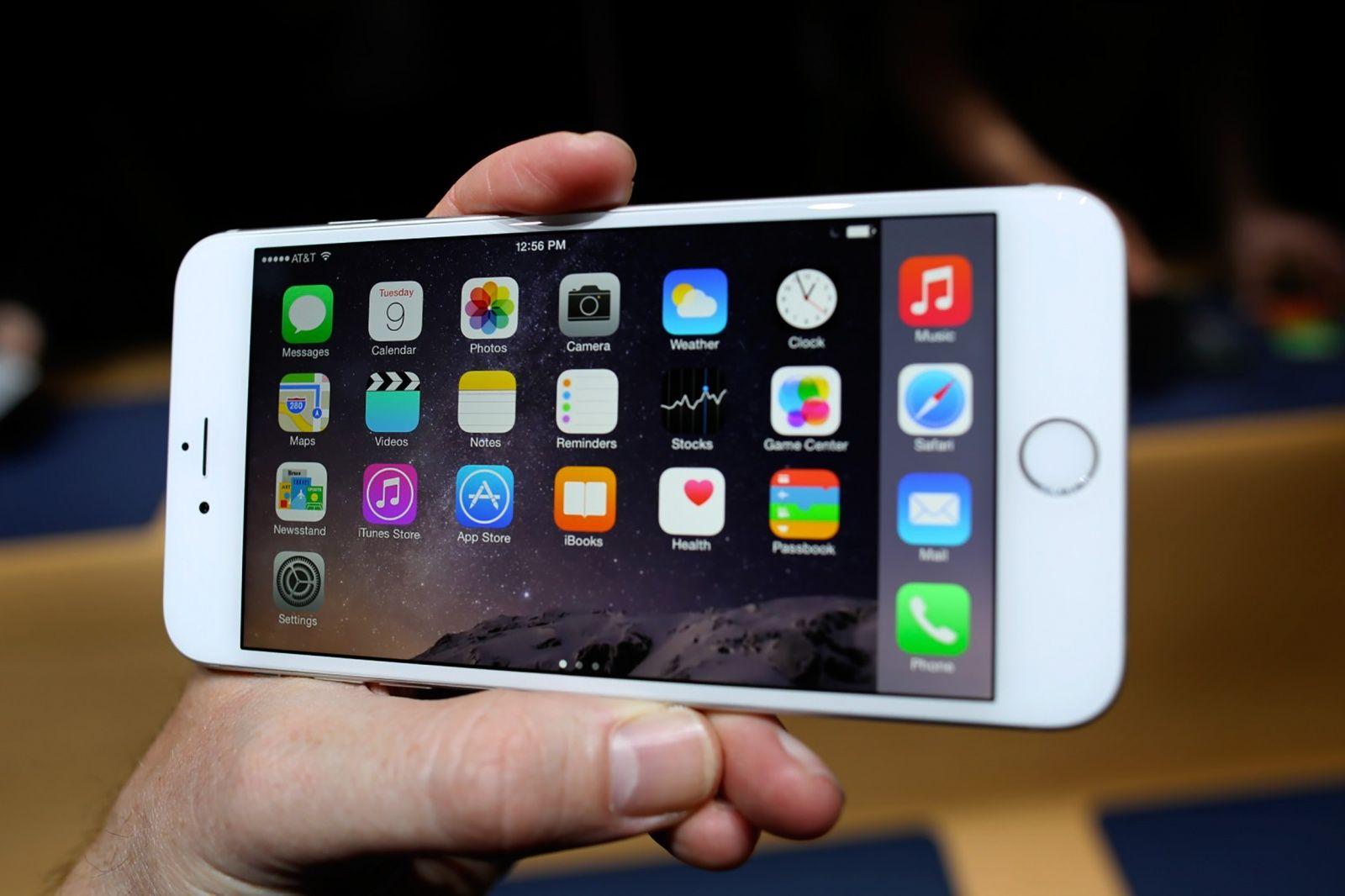 Обзор и опыт эксплуатации iPhone 6 Plus