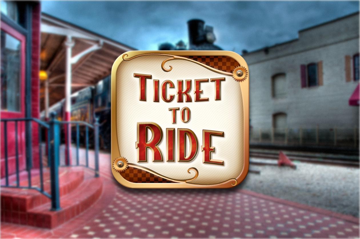 Ticket to Ride - для любителей настольных игр