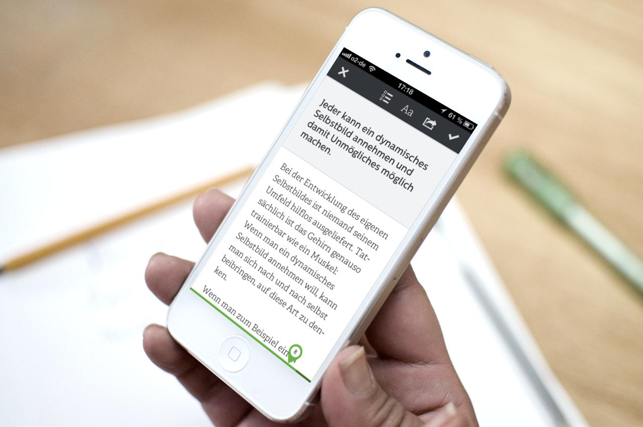 Blinkist — сервис, суммирующий самую полезную информацию из книг