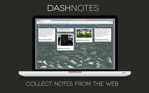 DashNotes Chrome