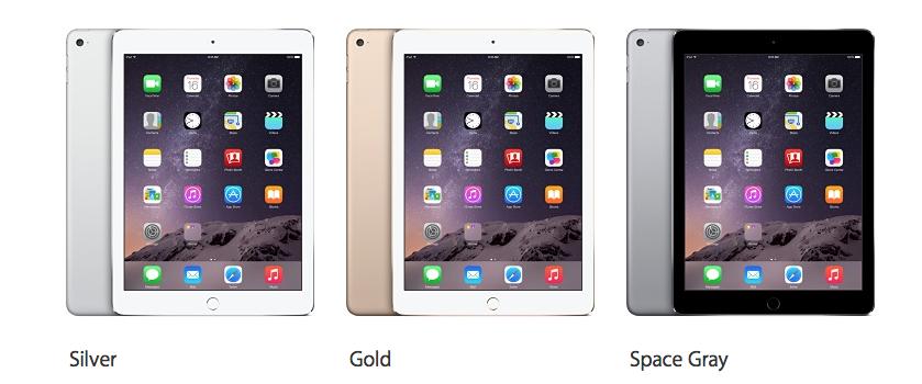 iPad Air 2 и iPad mini 3: первый взгляд