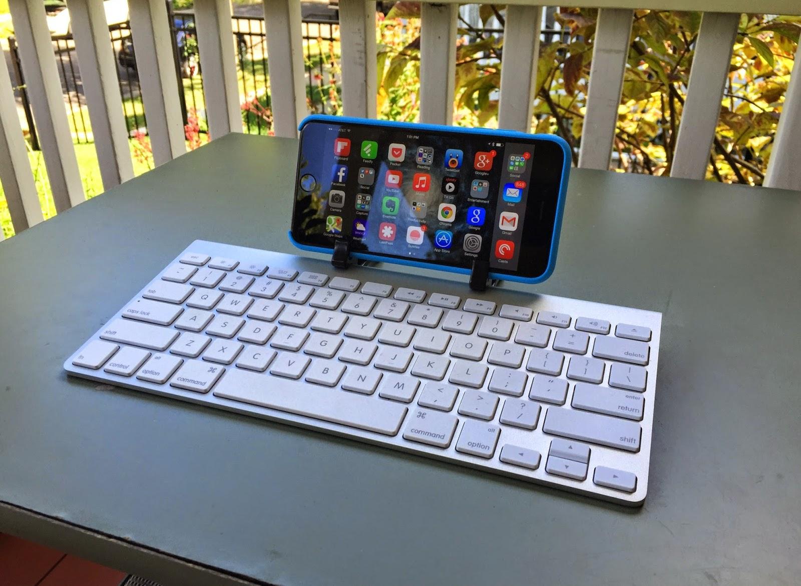 9 лучших внешних клавиатур для iPhone 6 Plus