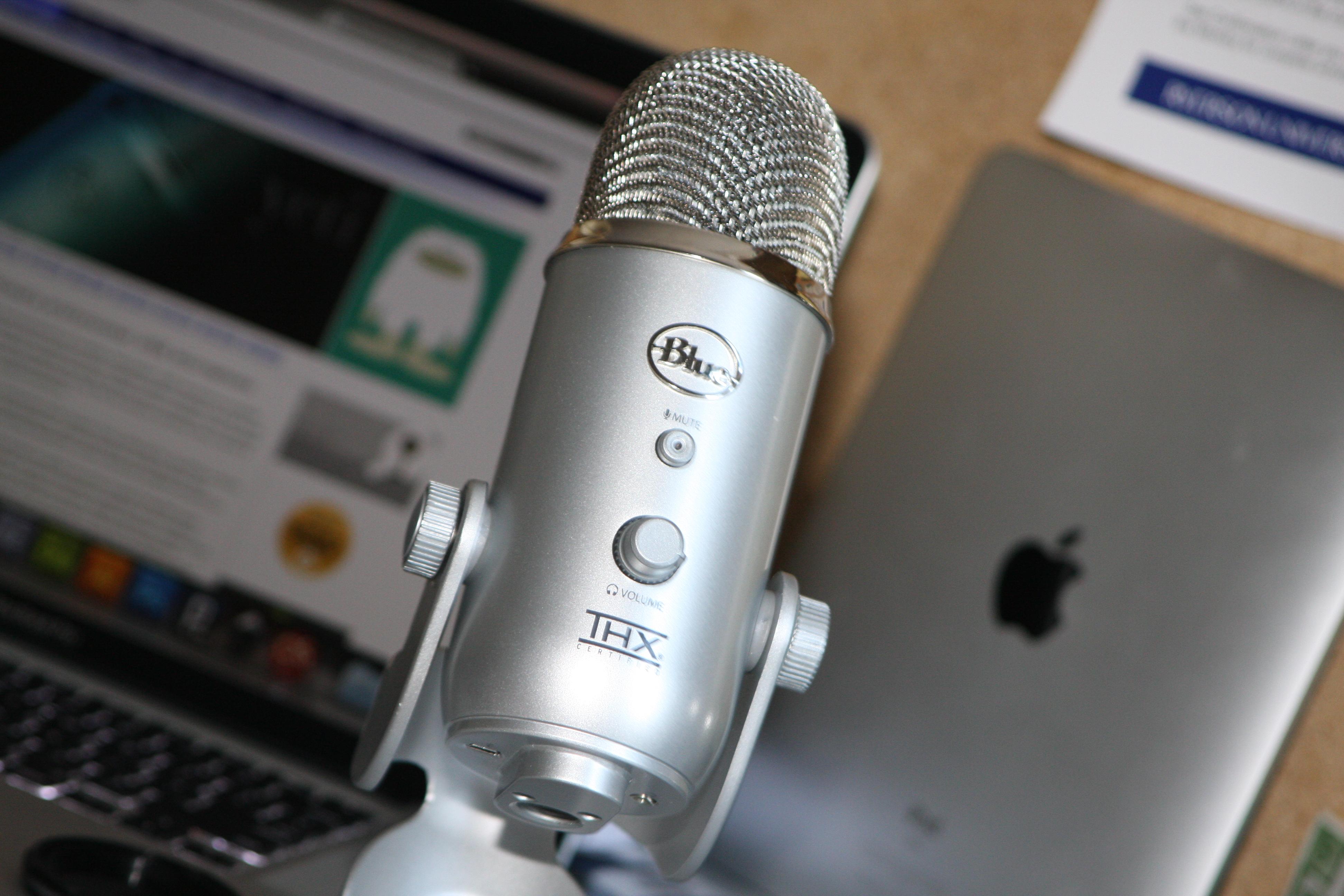 Как подключить USB-микрофон к iOS-устройству