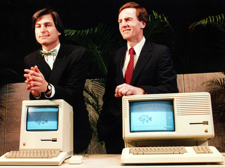 Как устанавливалась цена на первый Macintosh