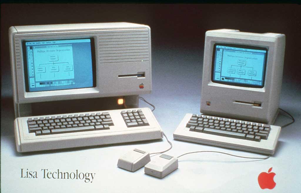 О конфликте между командами Mac и Lisa