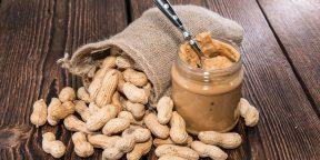 Десерты для бегунов: домашняя паста из арахиса и миндаля