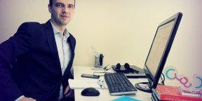 Рабочие места: Артём Туровец, человек, влюблённый в «Небо»