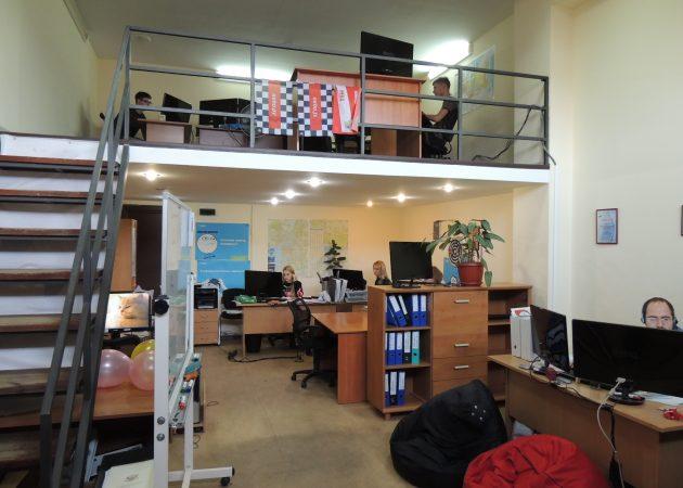 Офис онлайн бухгалтерии «Небо»